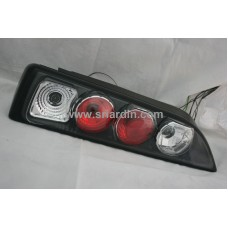 Alfa Romeo 146 96-99 Black Crystal Tail Lamp