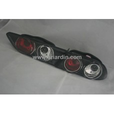 Alfa Romeo 156 98-02 Black Crystal Tail Lamp