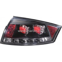 AUDI TT 99-06 Black Face LED Tail Lamp