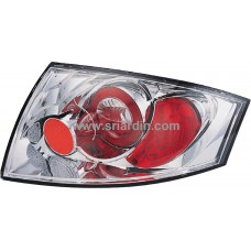 AUDI TT 99-06 Clear Crystal Tail Lamp