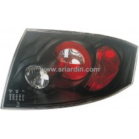AUDI TT 99-06 Black Crystal Tail Lamp