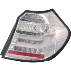 BMW E87 04-06 Clear LED Tail Lamp