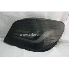 BMW E60 Black Face Light Bar LED Tail Lamp