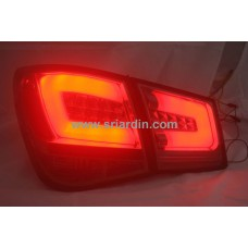 Chevrolet Cruze 09 Smoke Light Bar LED Tail Lamp
