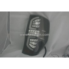 Ford Ranger 15 Black Face Light Bar LED Tail Lamp