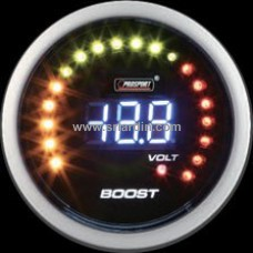 52mm Digital Boost Meter with Volt