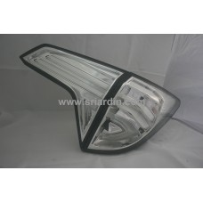 Honda HRV 15- Chrome Light Bar LED Tail Lamp