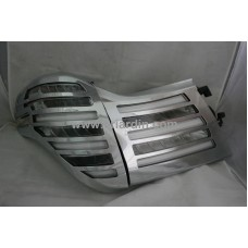 Toyota Alphard 15- Clear Light Bar LED Tail Lamp