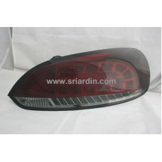 Volkswagen Scirocco 08-13 Red Smoke LED Tail Lamp