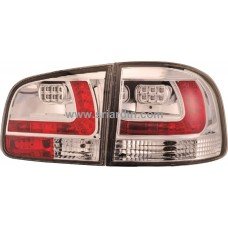Volkswagen Touareg 06-09 Clear LED Tail Lamp