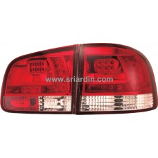 Volkswagen Touareg 06-09 Red Clear LED Tail Lamp